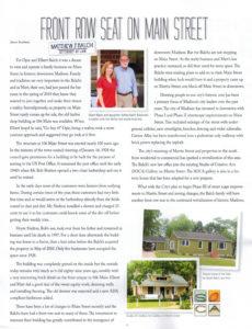 Historic Huntsville Foundation Newsletter